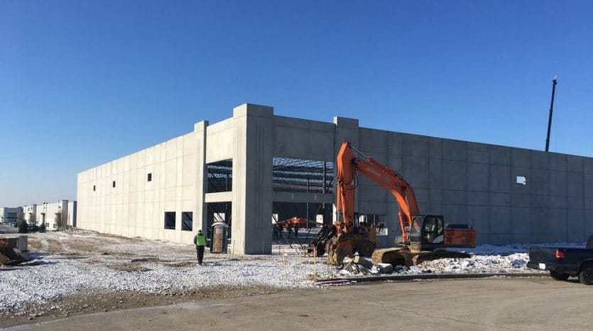 Industrial real estate in naperville il